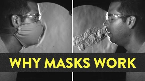 It's Okay to Be Smart : How Well Do Masks Work?