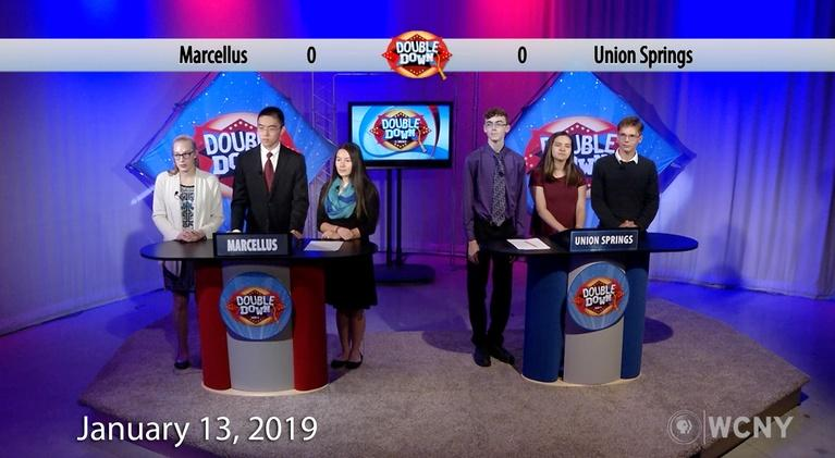 Double Down: Marcellus vs Union Springs