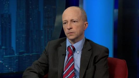 Amanpour and Company -- Conservative Author Yuval Levin's Cure for Divisiveness