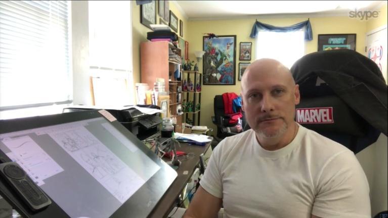 Comic Culture: Comic Culture: Andy Smith