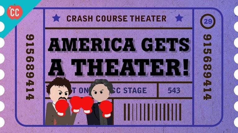 Crash Course Theater: North America Gets a Theater...Riot