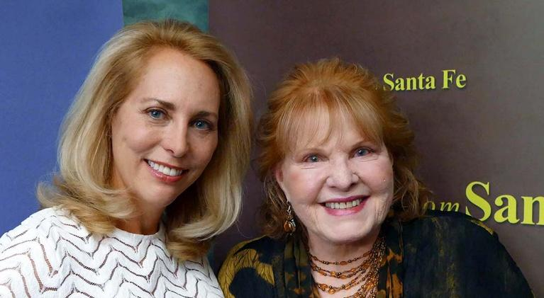 Report From Santa Fe, Produced by KENW: Valerie Plame