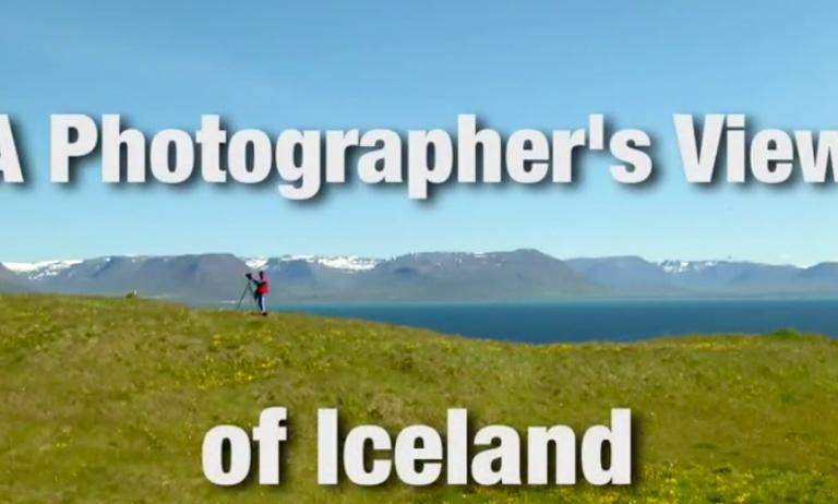 A Photographer's View of Iceland