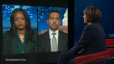 Amanpour and Company | Brittany Packnett Cunningham & Mehdi Hasan on the Debate