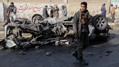 Targeted killings create a climate of fear in Afghanistan