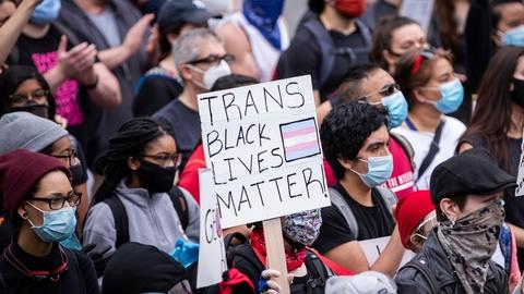 Black trans activists push their stories this Pride Month