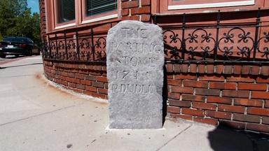 Web Extra: Artifacts of the Boston Post Road