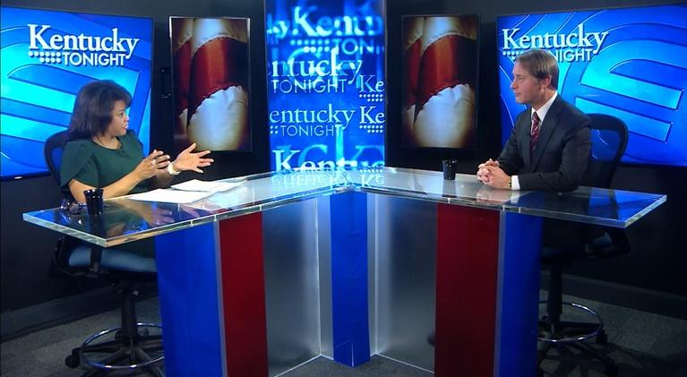 Kentucky Tonight: Health, Legal and Voting Issues During the COVID-19 Outbreak