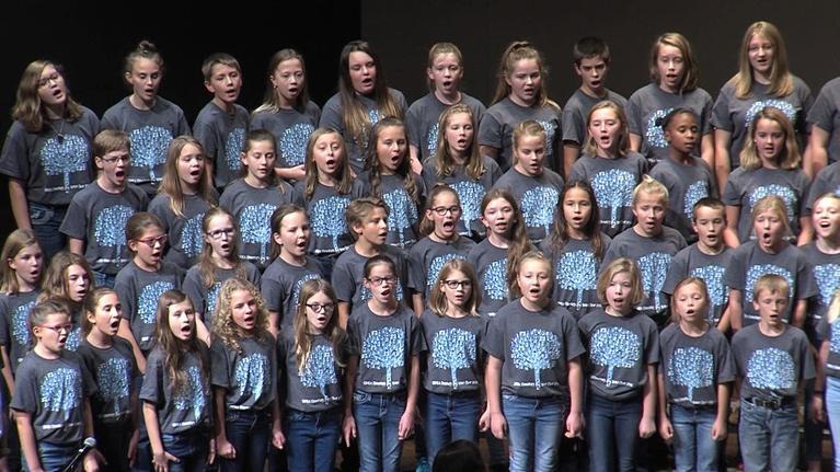SDPB Specials: 2018 Elementary Honor Choir