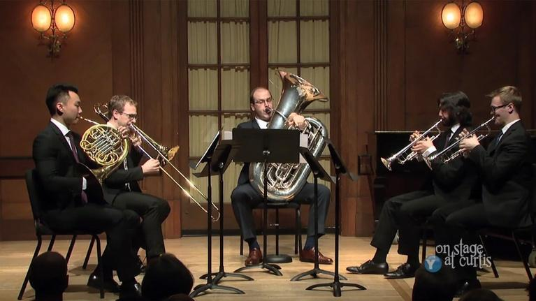 On Stage at Curtis: Student Recital: Danielpour, Weber, Scarlatti, and Beethoven