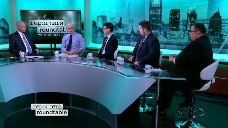 Reporters Roundtable: Budget showdown continues & congressional primaries
