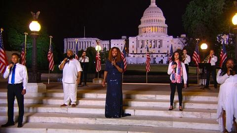 "A Capitol Fourth -- Yolanda Adams Performs ""What the World Needs Now"""