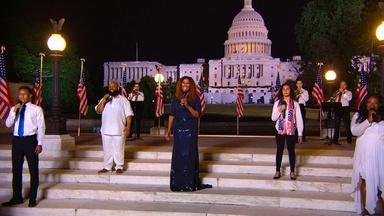 "Yolanda Adams Performs ""What the World Needs Now"""