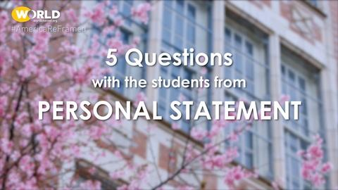 S6 E14: Personal Statement | 5 Questions with Enoch & Karoline