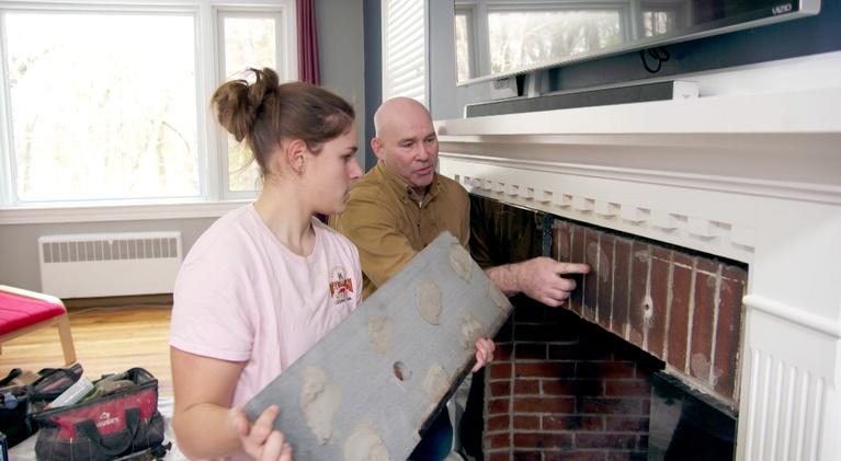Ask This Old House: Reface Fireplace, Kitchen Faucet   Ask TOH