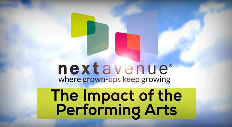Next Avenue Community Conversations: The Impact of the Performing Arts (9/19/2019)