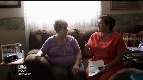 PBS NewsHour -- What patients in West Virginia want from health care reform