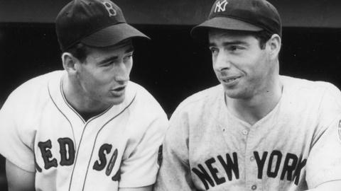 American Masters -- Joe DiMaggio and Ted Williams' Friendship (Outtake)