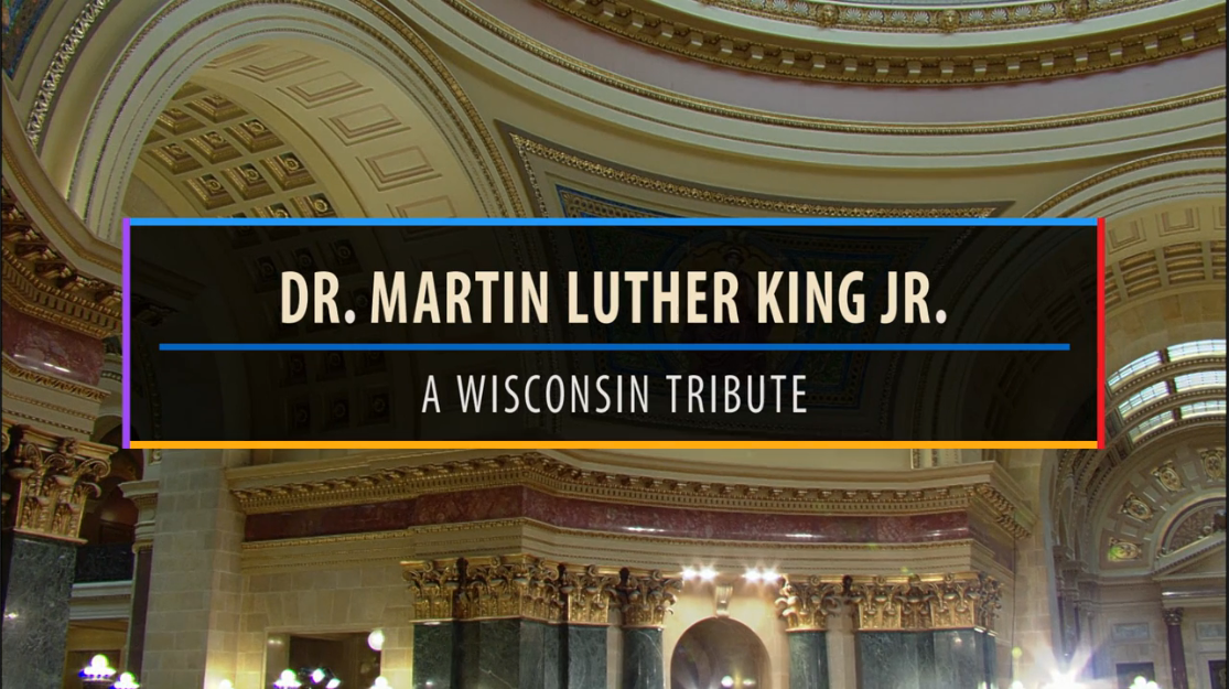 PBS Wisconsin Originals : MLK 2021 Tribute: Together As One