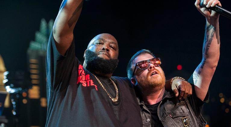 Austin City Limits: Run the Jewels