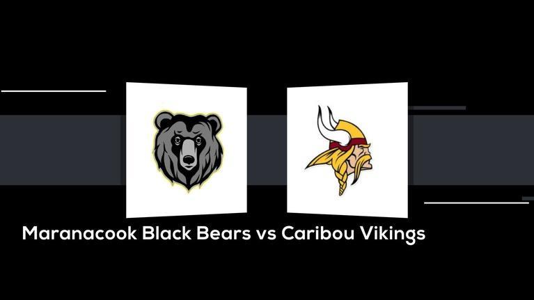 Maine High School Basketball Tournament: Maranacook vs. Caribou Boys Class B 2020 State Final