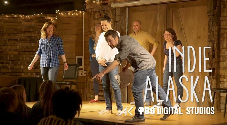 Indie Alaska: We are an Improv Troupe