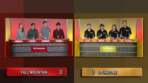 Fall Mountain Vs Souhegan