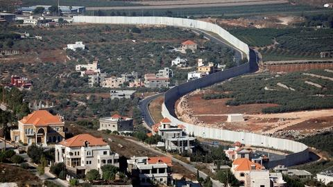 PBS NewsHour -- For Israelis along the border, violence is a constant threat