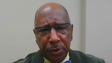 Assemblyman Johnson on why he should replace Sen. Weinberg