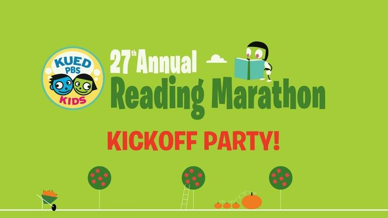 PBS Utah Presents: Special: KUED Reading Marathon 2019 Kickoff Party