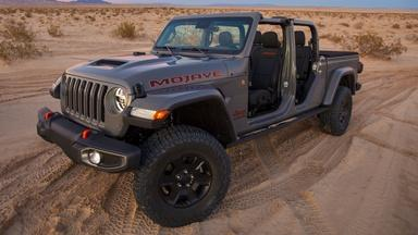 2020 Jeep Gladiator Mojave & 2020 Mercedes-AMG GT 63 S