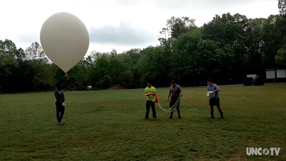 High Altitude Balloon Science image