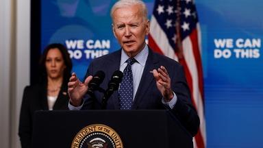 News Wrap: Biden scraps tax hike from infrastructure plan