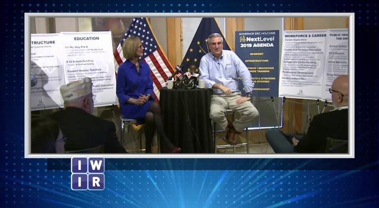 Indiana Week in Review: Governor Holcomb's Agenda - December 7, 2018