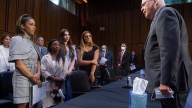 4 gymnasts reveal how FBI 'betrayed' them, 'enabled' Nassar
