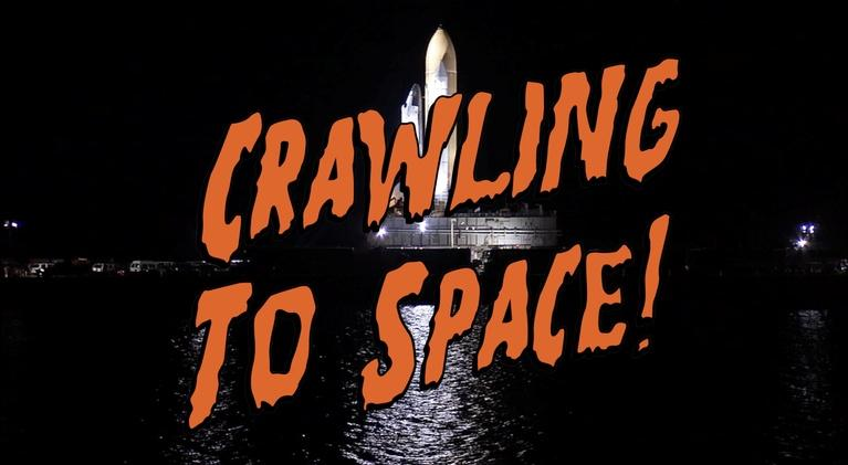 Learning Adventures: Crawling to Space!