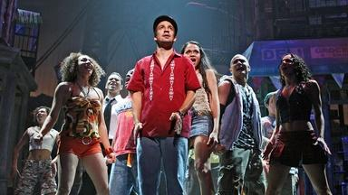 """In the Heights"" the Opening Number"