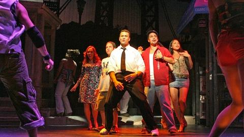 In The Heights: Chasing Broadway Dreams Preview
