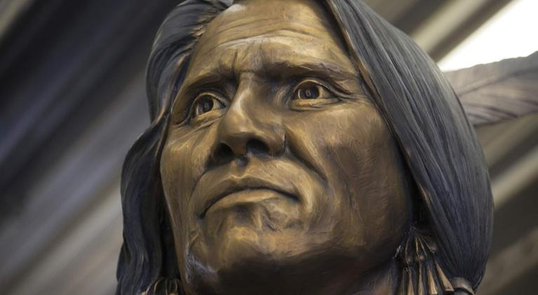 Nebraska Stories: The Chief Goes To Washington & More