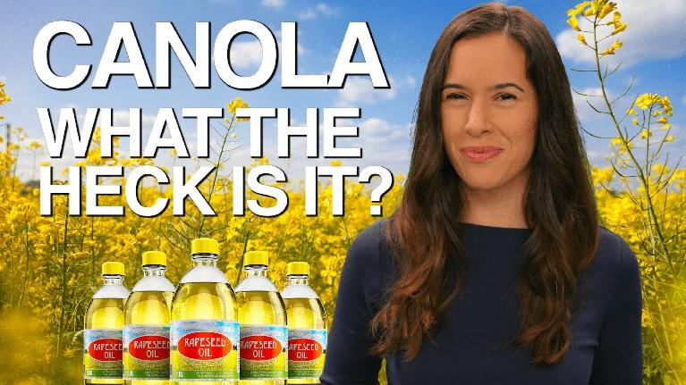 How Does It Grow: Canola: What the Heck Is It?