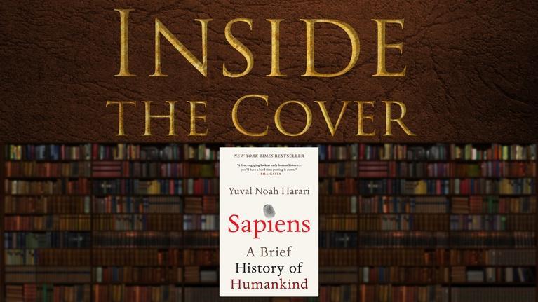 Inside the Cover: Sapiens