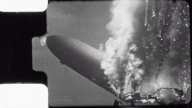 Newly Analyzed Footage Helps Solve Hindenburg Mystery