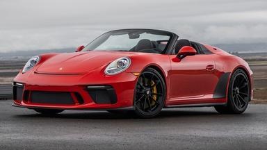 2020 Porsche 911 Speedster & 2020 Cadillac XT6