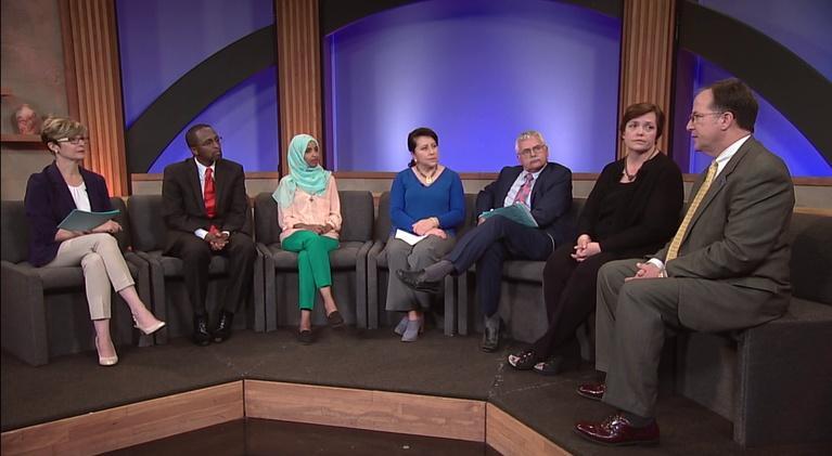 Almanac: 5th District DFL debate, Giving Voice Choir, poli sci panel
