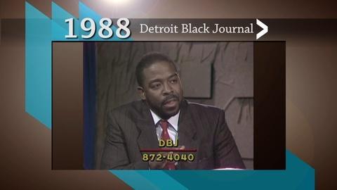 American Black Journal -- Detroit Black Journal: Les Brown