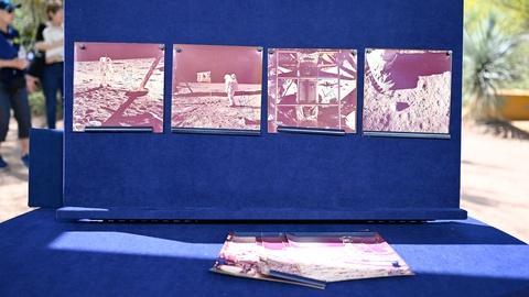 S24 E10: Appraisal: Neil Armstrong-signed NASA Photos