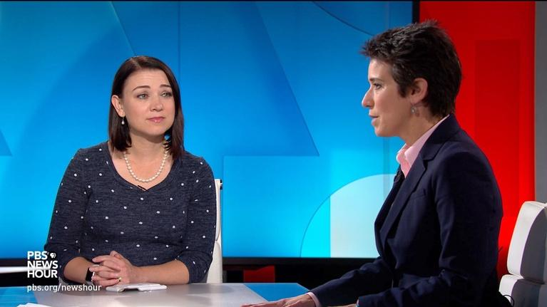PBS NewsHour: Amy Walter and Tamara Keith on Trump's campaign strategy