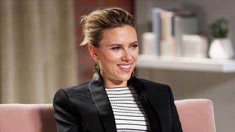 Variety Studio: Actors on Actors -- Scarlett Johansson, Eddie Murphy and more