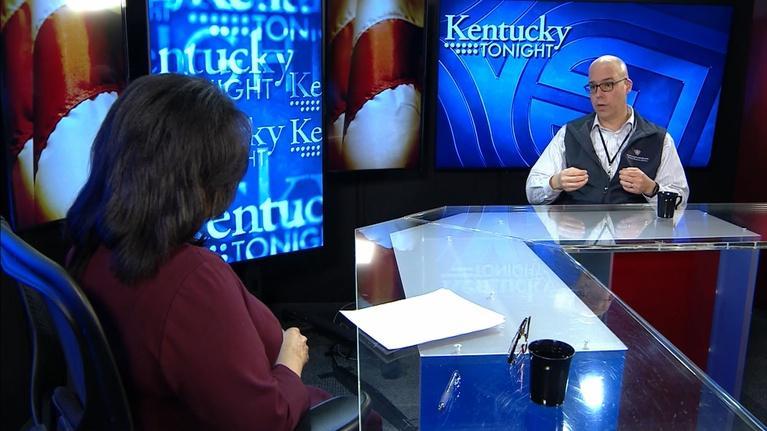 Kentucky Tonight: Kentucky's Response to the COVID-19 Pandemic
