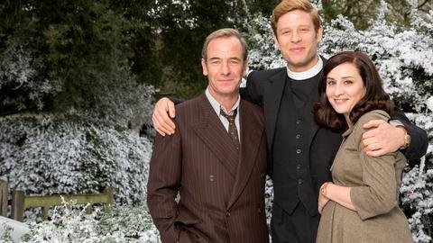 Grantchester -- Christmas Special Sneak Peek